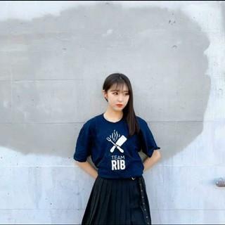 Tシャツ メンズ USA 古着 オルスタイル プリントロゴ(Tシャツ/カットソー(半袖/袖なし))