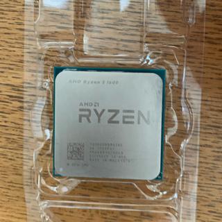 AMD Ryzen5 1600 リテールクーラー付き