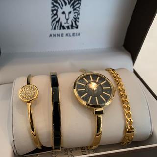 アンクライン(ANNE KLEIN)のアンクライン 腕時計・バングルセット(腕時計)