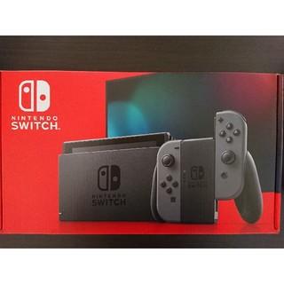 Nintendo Switch - Nintendo Switch 本体 Joy-Con グレー