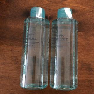 ムジルシリョウヒン(MUJI (無印良品))の無印 拭き取り化粧水(クリアケア)(化粧水/ローション)