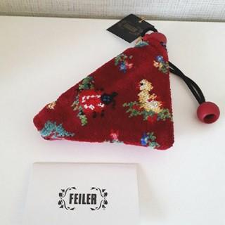 FEILER - ◆新品◆フェイラー ハイジエコバッグ*
