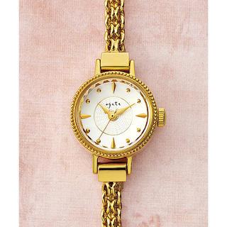 アガット(agete)の【tyhs7697様専用】 アガットファースト ゴールド アンティーク 腕時計(腕時計)