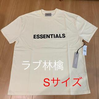 FEAR OF GOD - Sサイズ FOG essentials エッセンシャルズ Tシャツ 2020SS