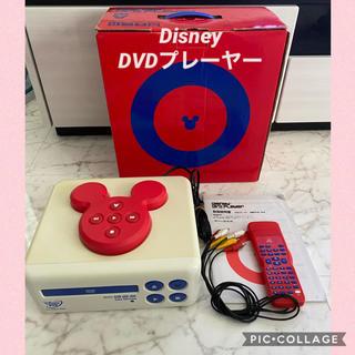 ディズニー(Disney)のDisney ミッキーDVDプレーヤー(DVDプレーヤー)