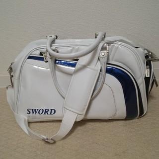 カタナ(KATANA)のKATANA ゴルフ バッグ ホワイト ボストンバッグ SWORD(バッグ)