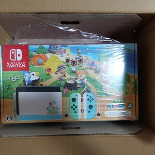 Nintendo Switch - Nintendo Switch あつまれどうぶつの森セット ニンテンドースイッチ
