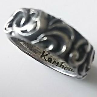 ロンワンズ(LONE ONES)の925シルバー  メンズリング  レナードカムフォート(リング(指輪))