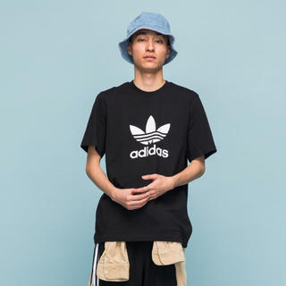 アディダス(adidas)の【公式】adidas アディダス トレフォイル 半袖 Tシャツ メンズO(XL)(Tシャツ/カットソー(半袖/袖なし))