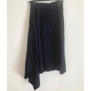 マカフィー(MACPHEE)のMACPHEE ロング リネンスカート(ロングスカート)