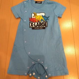 エクストララージ(XLARGE)の値下げ☆XLARGE ロンパース 半袖(ロンパース)