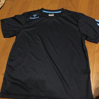 ヒュンメル(hummel)のヒュンメルメンズドライTシャツ(その他)