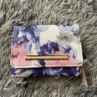 三つ折り 財布 ALTROSE アルトローズ(折り財布)