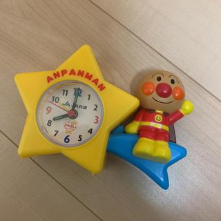 アンパンマン - JA共済 ふれあいキャンペーン アンパンマン 目覚まし時計