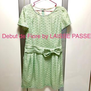 Debut de Fiore - ★美品★Debut de Fiore by LAISSE PASSE ワンピース