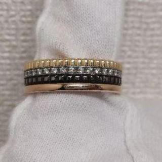 ブシュロン(BOUCHERON)の最安‼ 美品 ブシュロン キャトル クラシック ダイヤモンド リング スモール(リング(指輪))