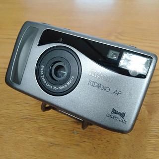 ニコン(Nikon)のNikon ZOOM310 AF (ジャンク品)(フィルムカメラ)