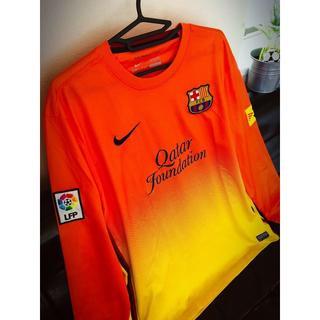 NIKE - サッカー リーガエスパニョーラ FCバルセロナ ユニフォーム ナイキ製 Lサイズ