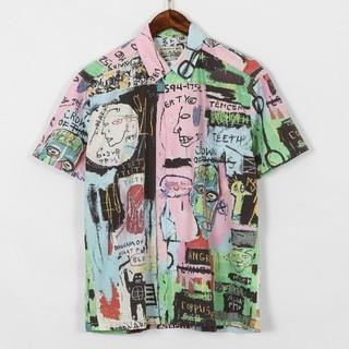 WACKO MARIA - お勧め!WACKO MARIA X BASQUIAT シャツ 半袖