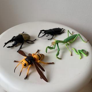 Takara Tomy - タカラトミー 昆虫の森G 4種