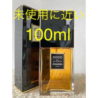 CHANEL - 【未使用に近い】CHANEL coco シャネル ココ 100ml