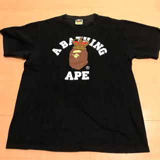 アベイシングエイプ(A BATHING APE)のABATHINGAPE Tシャツ(Tシャツ/カットソー(半袖/袖なし))