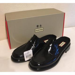 ハンター(HUNTER)の【新品未使用】HUNTER ハンター オリジナル バックレス ローファー(レインブーツ/長靴)