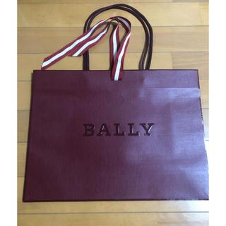バリー(Bally)の【本日限定セール】BALLY紙袋※美品(ショップ袋)