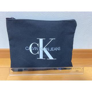 シーケーカルバンクライン(ck Calvin Klein)のCK カルバンクライン ハンドポーチ(ポーチ)