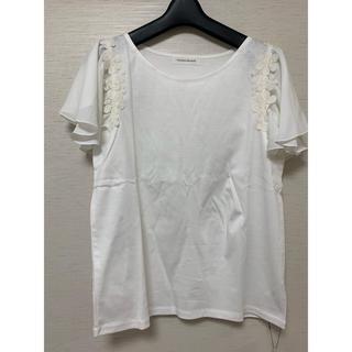 クチュールブローチ(Couture Brooch)のクチュールブローチ*トップス Tシャツ タグ付未着用(カットソー(半袖/袖なし))