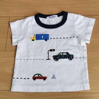 familiar - ファミリア 半袖Tシャツ 80