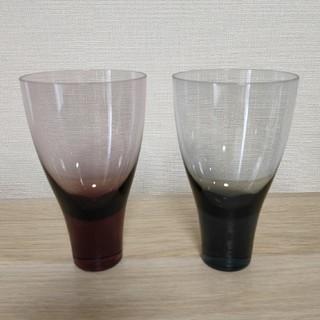 スガハラ(Sghr)のsghr スガハラ ペアグラス 未使用(グラス/カップ)