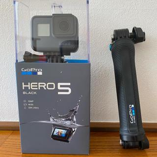 GoPro - GoPro HERO5 BLACK + 3-Wayマウント