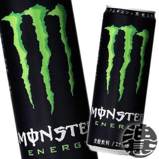 アサヒ モンスターエナジー355ml缶(24本入り1ケース