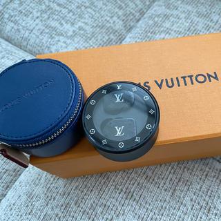 ルイヴィトン(LOUIS VUITTON)の美品Louis Vuitton イヤホン(ヘッドフォン/イヤフォン)
