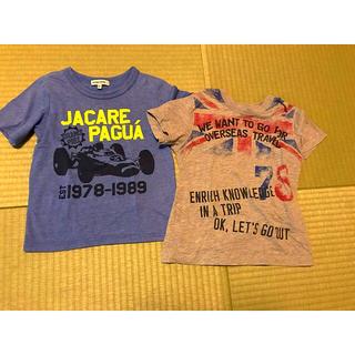 グローバルワーク(GLOBAL WORK)のグローバルワーク Tシャツセット 120(Tシャツ/カットソー)
