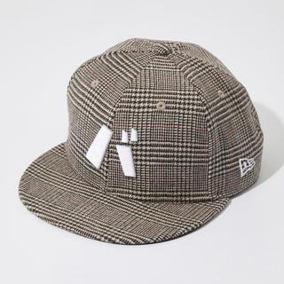 NEW ERA - バナナマン ニューエラ バ帽 9FIFTY CAP(BRN check)