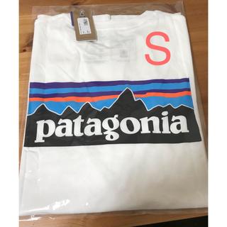patagonia - Patagonia 20SS  P6 ロゴ オーガニック Tシャツ   Sサイズ