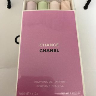 CHANEL - 未開封新品☆シャネル チャンス クレイヨン ドゥ  パルファム セット