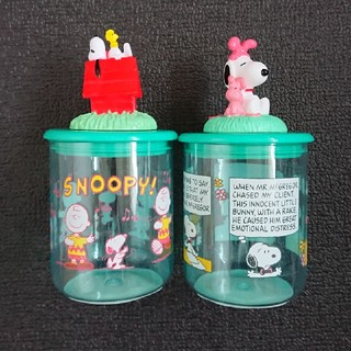 SNOOPY - スヌーピー 小物入れ 未使用 2個セット