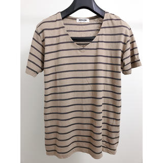 BEAUTY&YOUTH UNITED ARROWS - monkey time BEAUTY&YOUTH ボーダー Tシャツ カットソー