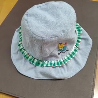 プチジャム(Petit jam)の【タイムセール!!!】【Petit jam】 子供用 帽子(帽子)
