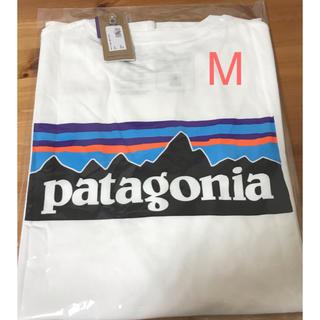 patagonia - Patagonia 20SS  P6 ロゴ オーガニック Tシャツ   Mサイズ