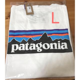patagonia - Patagonia 20SS  P6 ロゴ オーガニック Tシャツ   Lサイズ