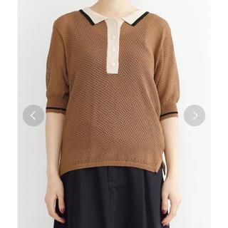merlot - merlotポロシャツ