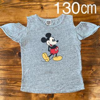 エフオーキッズ(F.O.KIDS)のミッキーTシャツ130(Tシャツ/カットソー)