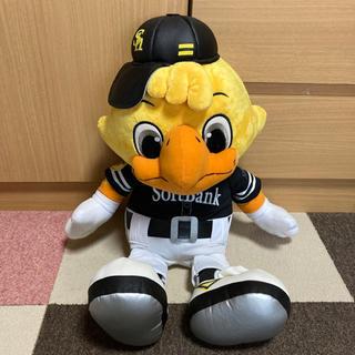 福岡ソフトバンクホークス - ソフトバンクホークス ぬいぐるみ ハリー L