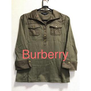 BURBERRY - バーバリー ポロシャツ トップス