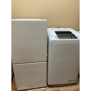 日立 - 一人暮らし冷蔵庫、洗濯機家電セット!大阪、大阪近郊送料無料