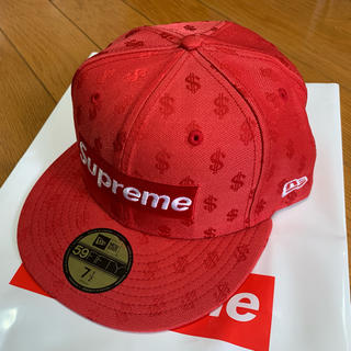 Supreme - Supreme Monogram Box Logo New Era 7 1/2